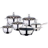 Набор посуды KB-7180 KLAUSBERG (12 предметов)