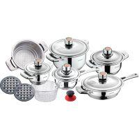 Набор посуды KB-7171 KLAUSBERG (16 предметов)