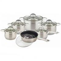 Набор посуды 12 предметов KH-4467 KINGHoff