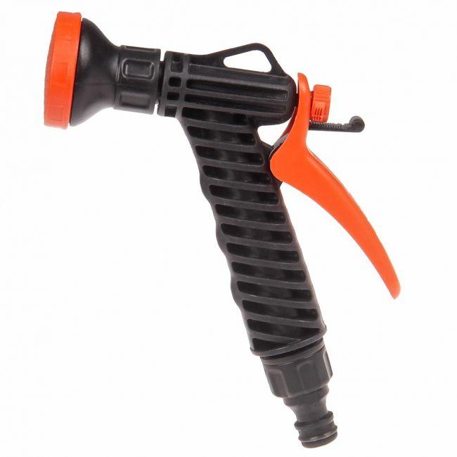 Душ-пистолет поливочный Жук с фиксатором под коннектор