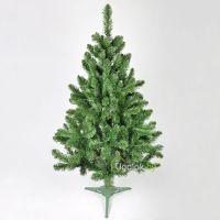 Ель искусственная классическая зеленая LUX 150 см GrandCity