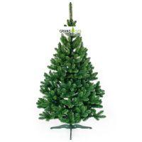 Ель искусственная классическая зеленая LUX 220 см GrandSITI