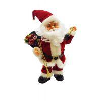 Новогодний музыкальный сувенир Дед Мороз