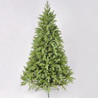 Ель новогодняя Сверк ясный зеленый 220 см GrandSITI