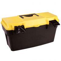Ящик универсальный с крышкой для инструментов (415x210x210)
