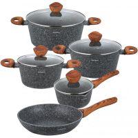 Набор посуды KB-7241 KLAUSBERG (9 предметов)