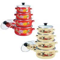 Набор эмалированной посуды KB-7170 KLAUSBERG (10 предметов)