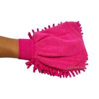 Тряпка-варежка для уборки дома, автомобиля