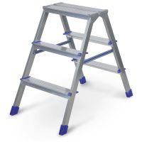 Лестница-стремянка двухсторонняя (3 ступени)