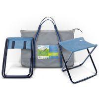 Набор из двух походных стульев в сумке NIKA