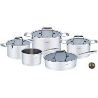 Набор посуды KB-7229 KLAUSBERG (9 предметов)