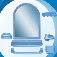 Зеркальный набор для ванной комнаты Елена