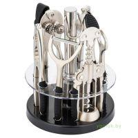 Набор кухонных принадлежностей на вращающейся подставке KH-3616 KINGHoff
