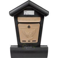 Почтовый ящик Элит с металлическим замком