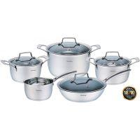 Набор посуды KB-7235 KLAUSBERG (9 предметов)