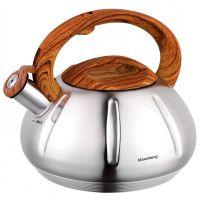 Чайник со свистком 3 л KB-7281 KLAUSBERG