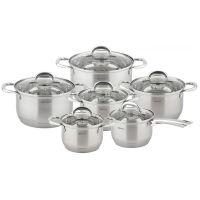 Набор посуды KH-4468 KINGHoff (12 предметов)