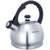 Чайник со свистком 1.8 л KB-7042 KLAUSBERG
