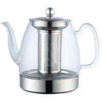 Заварочный чайник стеклянный 1.5 л KH-4847 KINGHoff