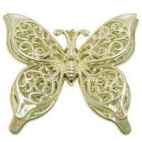 Елочная игрушка Бабочка 7.6 см
