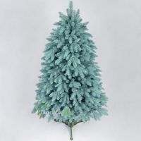 Ель новогодняя Премиум голубая 120 см РЕ GrandSITI