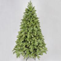 Ель новогодняя Сверк Тайга 150 см GrandSITI (зеленый ствол)