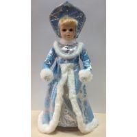 Новогодний сувенир Снегурочка 51 см