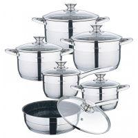 Набор посуды KLAUSBERG KB-7364 (12 предметов)