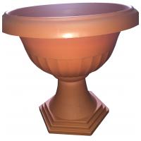 Горшок Газон терракотовый низкий (диаметр 46 см)