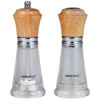 Набор мельница для специй/солонка KH-4678 KINGHoff