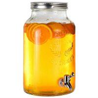 Лимонадник стеклянный 5.5 л