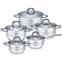 Набор посуды KH-1096 KINGHoff (10 предметов)