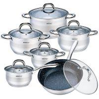 Набор посуды KH-1098 KINGHoff (12 предметов)