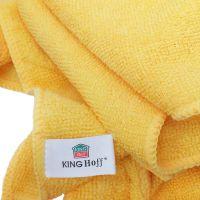 Набор тряпок из микрофибры 32х32 см KH-2112 KINGHoff (2 штуки)
