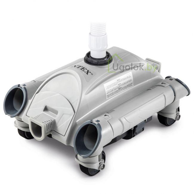 Автоматический вакуумный пылесос для бассейна Intex 28001