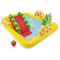 Детский надувной центр-бассейн Intex Веселые фрукты (57158NP)