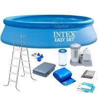 Бассейн надувной Intex Easy Set 549x122 см (26176NP)