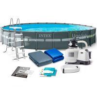 Бассейн каркасный Intex Ultra XTR 732x132 см (26340NP)