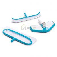 Набор насадок для чистки бассейна Intex Deluxe 29057