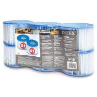 Набор сменных картриджей Intex S1 для джакузи (29011)