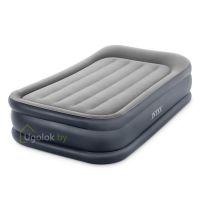 Кровать надувная Intex Deluxe Pillow Rest Raised 191x99x42 см (64132NP)