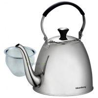 Заварочный чайник 1.1 л KLAUSBERG KB-7456