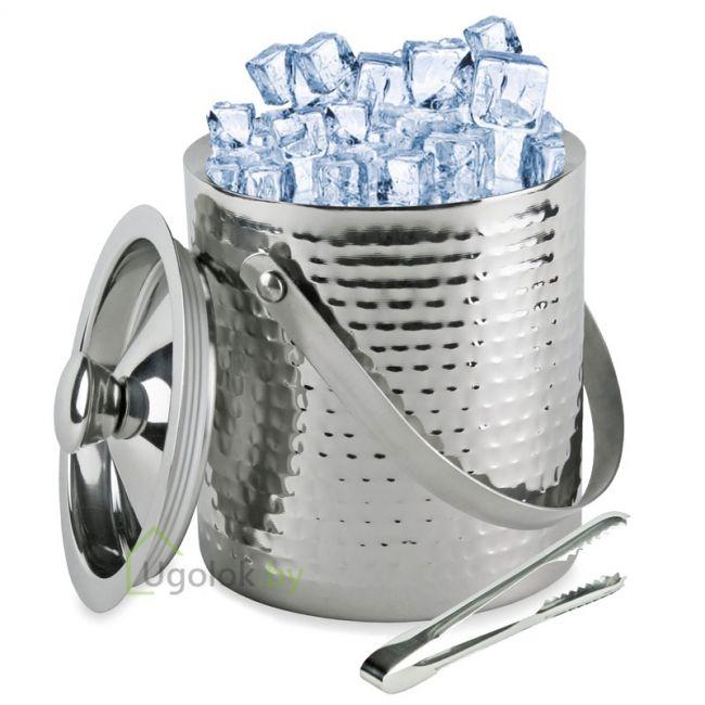 Ведро для льда 1.5 л со щипцами KINGHoff KH-1503