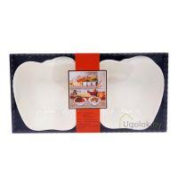 Набор салатниц из фарфора XD-2079-2P (2 штуки)