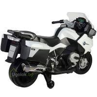 Мотоцикл детский Chi Lok Bo BMW R 1200 RT белый