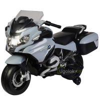 Мотоцикл детский Chi Lok Bo BMW R 1200 RT серый