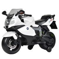 Электромотоцикл Chi Lok Bo BMW K1300S белый