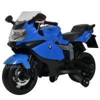 Электромотоцикл Chi Lok Bo BMW K1300S синий