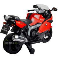 Электромотоцикл Chi Lok Bo BMW K1300S красный