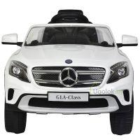 Электромобиль Mercedes-Benz GLA-Class E 653R белый